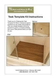 Teak Bath Mat Teak Bath And Shower Mats Teakworks4u