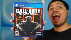 ps4 bo3 bundle black friday call of duty black ops 3 ps4 unboxing youtube