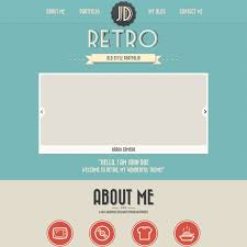 About Me Resume Examples by 20 Free Psd Portfolio And Resume Website Templates 2017 Colorlib