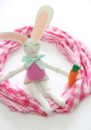 sewing patterns home decor easter bunny sewing pattern the sewing rabbit