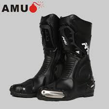 cheap waterproof motorcycle boots amu motorcycle boots moto waterproof racing boot protective gear