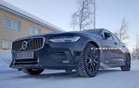 volvo s new volvo s90 sedan tries on r design suit
