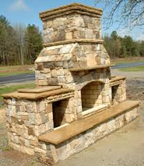 Patio Fireplace Kit by Outdoor Fireplaces Outdoor Fireplace Kits U2013 Aesthetic Pleasure