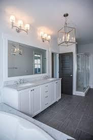 Tile Floor In Bathroom Best 25 Dark Tile Floors Ideas On Pinterest Ceramic Wood Tile