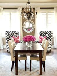 mirror dining room table dining table dining table furniture pink dining room ideas with