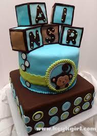 Baby Boy Monkey Theme Monkey Themed Baby Shower Cake Ideas Archives Baby Shower Diy