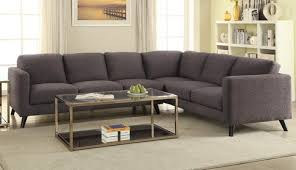 mid century modern sofa with chaise wagner 2pc mid century modern sofa sectional olive green rst for