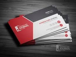 business card template for photoshop personal business card