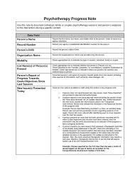 Writing Counselling Session Notes Psychotherapy Progress Notes Template Search Progress