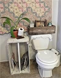 Magazine Rack Bathroom by Repurposed Vintage Bathroom Hometalk