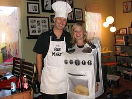 Oven Halloween Costume Funny Pregnancy Costumes 2 Desktop Wallpaper Funnypicture Org