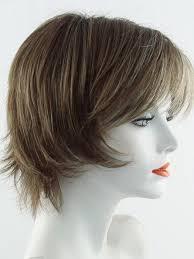 platinum blonde and dark brown highlights sky gradient colors by noriko best seller wigs com the wig
