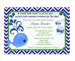 whale baby shower whale baby shower invitations 5 free psd vector ai eps format