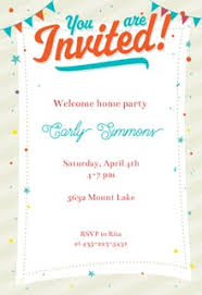 free party invitation templates greetings island