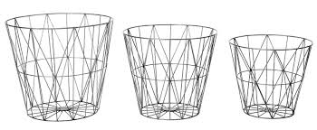stylish and savvy wastebaskets times argus