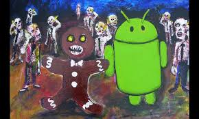android gingerbread tip android gingerbread and honeycomb phone version easter egg