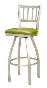 bar stools 24 inch swivel bar stools backless leather swivel