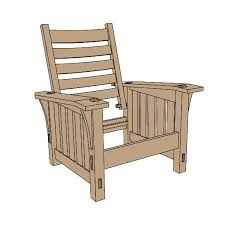 Morris Chair Stickley No 369 Slant Arm Morris Chair Plans U2013 Readwatchdo Com