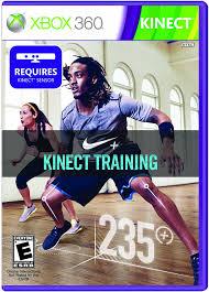 amazon com nike kinect training xbox 360 video games