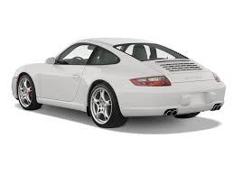 Porsche 911 White - 2007 porsche 911 reviews and rating motor trend