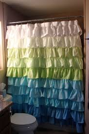 Cheap Ruffle Shower Curtain 99 Best Shower Curtains Images On Pinterest Bathroom Ideas