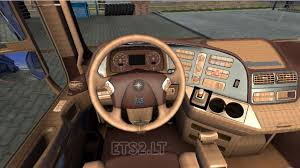 mercedes actros 2014 mercedes actros leather interior ets 2 mods