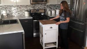 100 cost to build a kitchen island birch wood ginger