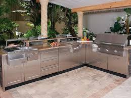 bbq kitchen ideas stainless steel outdoor bbq kitchen htb1nb 4887 home ideas