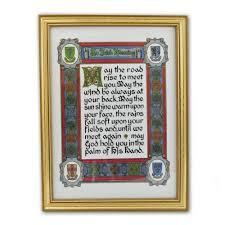 irish thanksgiving prayer irish blessing pictures st patrick u0027s guild
