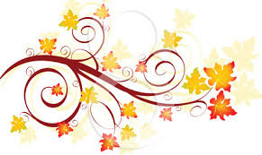 fall leaves border clipart free clipartme