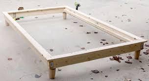 Best 25 Floating Platform Bed by Best 25 Twin Platform Bed Frame Ideas On Pinterest Twin Bed