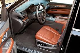 cadillac jeep interior 2015 cadillac escalade first drive