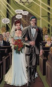 clark and lois lane get married in superman the wedding album