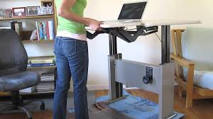 Standing To Sitting Desk Standing Corner Desk Better Than Sitting Work Desk Design