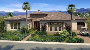 spanish colonial homes monterra new tuscan and spanish colonial style homes coming to pga west