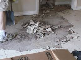 remove tile floor from concrete flooring design