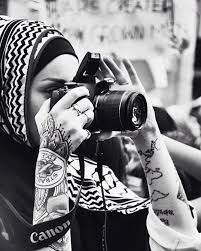 confidently tattooed and unapologetically muslim