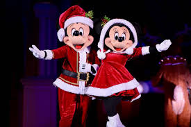 photos mickey s merry at the magic kingdom