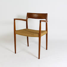 Teak Dining Chairs For Sale Niels Moller Dining Chairs In Mahogany