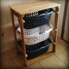 Laundry Room Cart - kitchen wonderful wheeled laundry cart plastic laundry hamper