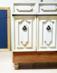 how to make a bathroom vanity taller and deeper u2013 craftivity designs