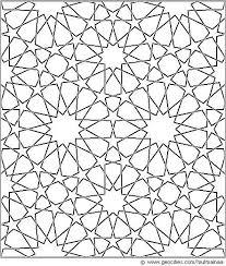 759 drawing technics images islamic patterns