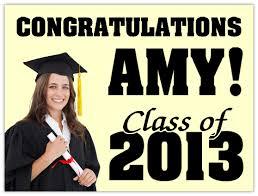 graduation signs graduation sign 104 graduation sign templates templates click