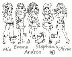 lego friends free coloring pages on art coloring pages in lego