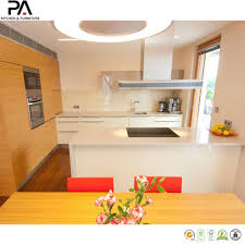 solid wood kitchen cabinets wholesale china customized american luxury modular solid wood kitchen