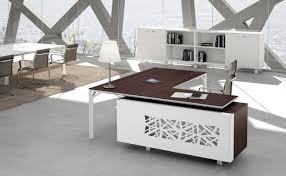 Ordinary Contemporary Office Furniture Desk  Modern Office Desk - Contemporary furniture nyc