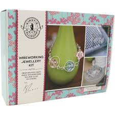 kirstie allsopp wireworking jewellery kit hobbycraft