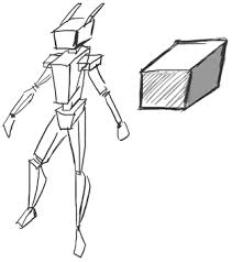 how to draw manga anime robots step by step how to draw step