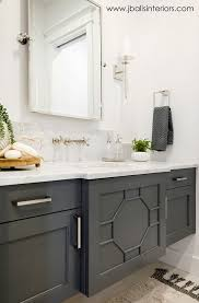 Dark Gray Bathroom Vanity by Best 10 Grey Bathroom Mirrors Ideas On Pinterest Grey Bathroom