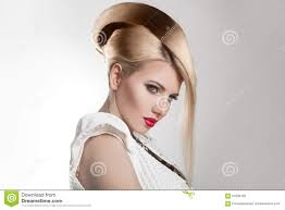 haircut beautiful with healthy short blond hair hairstyle
